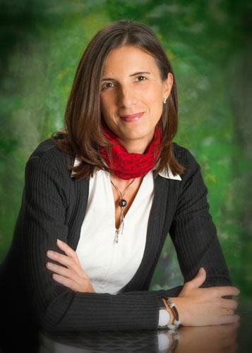 Dr. Andrea Jakl Portrait